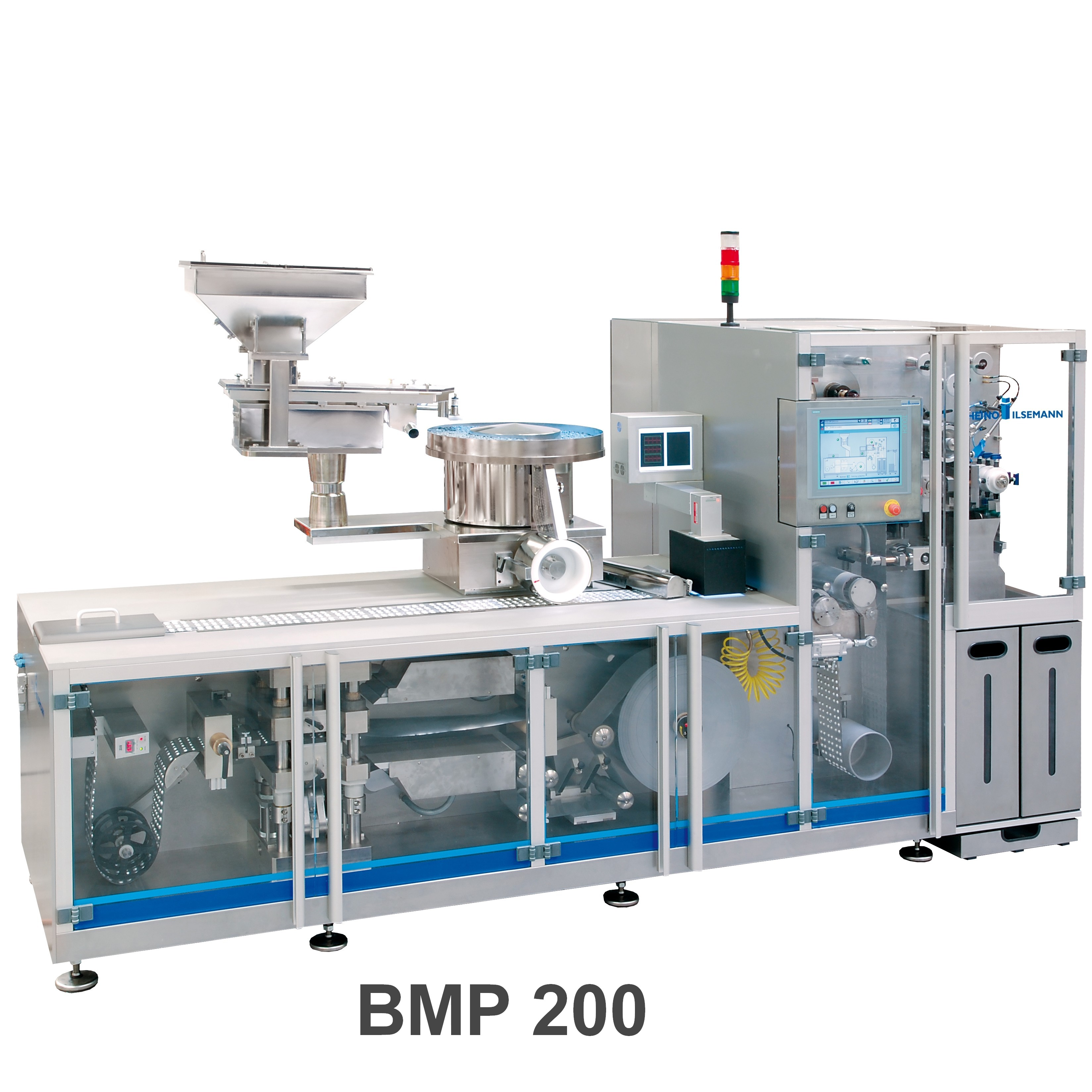 Blistermachine type BMP 200