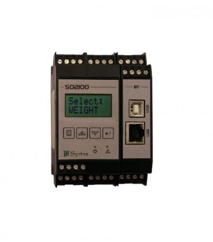 Weegversterker SD2100 Syrinx