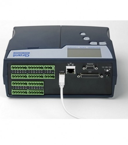 Data acquisition systeem SQ2040