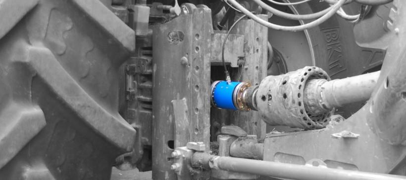 Koppelmeter met PTO aansluiting