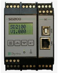 sd2100 weegelektronica