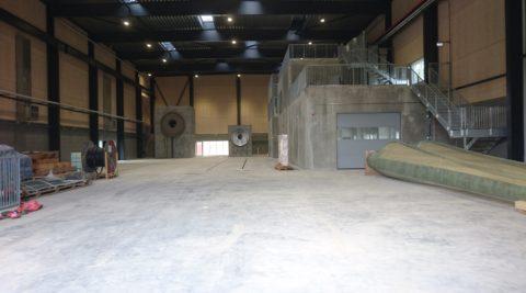 Large Scale Facility bij DTU