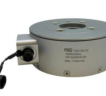 Robot sensoren voor kracht-koppelmeting